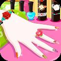 Perfect Bride Manicure Game HD icon
