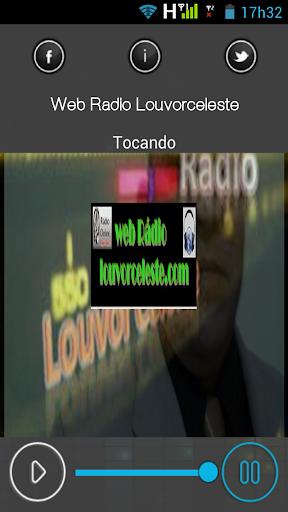 Web Radio Louvor Celeste