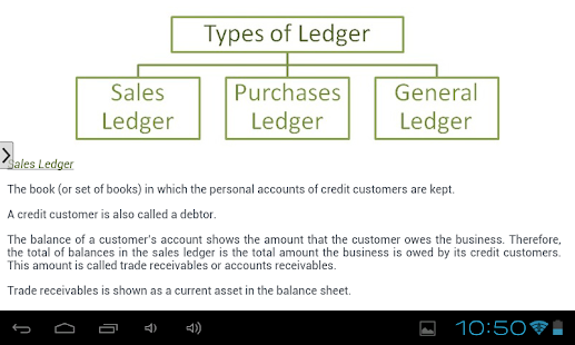 O Level Principles of Accounts- screenshot thumbnail