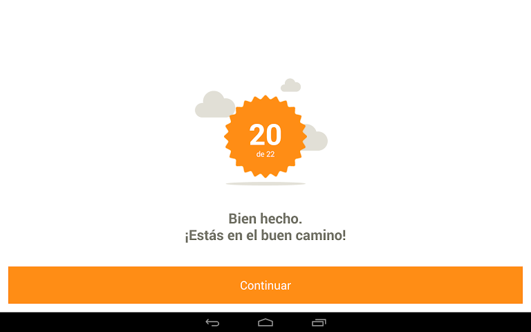 android Apprendre l'anglais - Babbel Screenshot 4