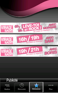 Virage Radio- screenshot thumbnail