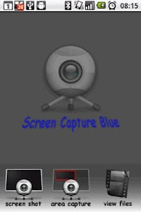 Screen Capture Blue DEMO screenshot 0