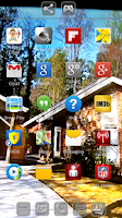 Screenshot of Transparent Screen Launcher