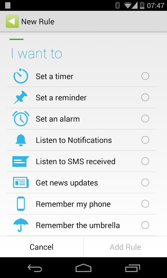 Talker Smart Notifications - screenshot