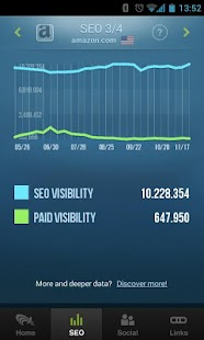SEO & Link Analyzer- screenshot thumbnail
