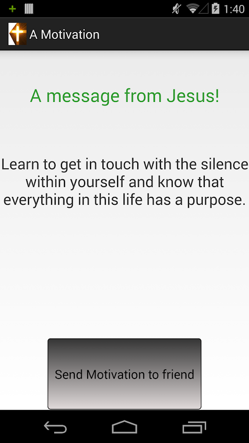 Christian Horoscope- screenshot