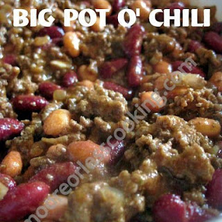 BIG POT O' CHILI