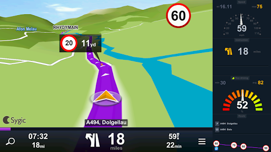 Sygic Taxi Navigation - screenshot thumbnail