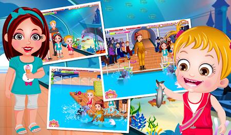Baby Hazel Dolphin Tour 6 screenshot 641333