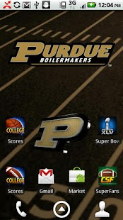 Purdue Live Wallpaper HD - screenshot thumbnail