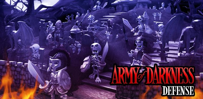 Скачать Army of Darkness Defense на андроид