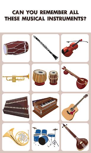 MusicalInstrument:Memory Match