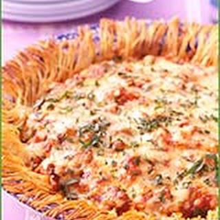 Mama Mia Vegetable Pie.