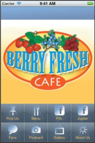 Berry Fresh Cafe