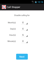 Call Stopper Lite- screenshot thumbnail