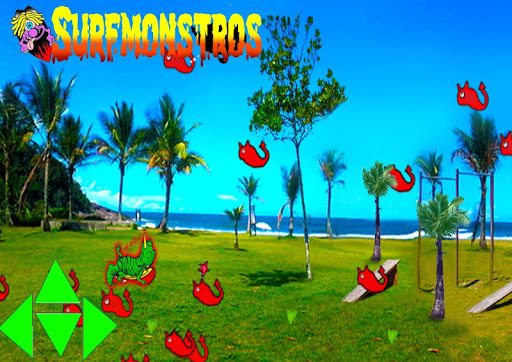 Surf Monstros Demo
