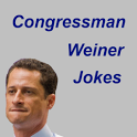 Congressman Weiner Jokes icon