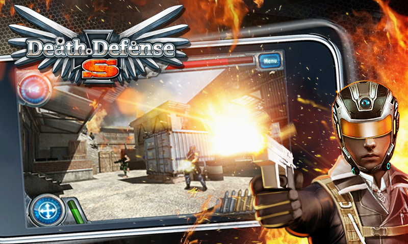 Death Defense FPS - screenshot