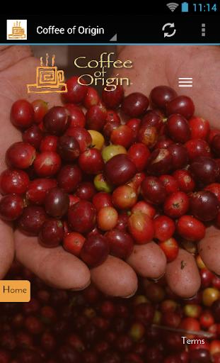 Coffee of Origin