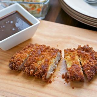 Tonkatsu (Pork Cutlet).