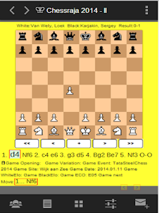 Chess European tournaments- screenshot thumbnail