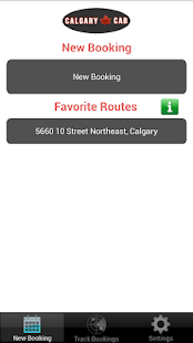 Calgary United Cabs- screenshot thumbnail