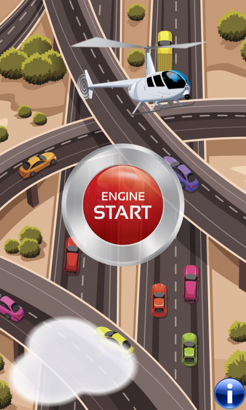cars racing game for kids screenshot