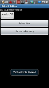 Voodoo Toggle Reboot Button- screenshot thumbnail