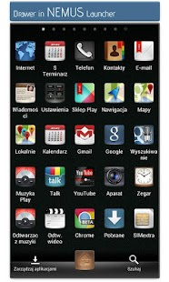 DCikonZ ADW Apex Nova Go Theme- screenshot thumbnail