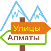 Переименованные улицы Алматы