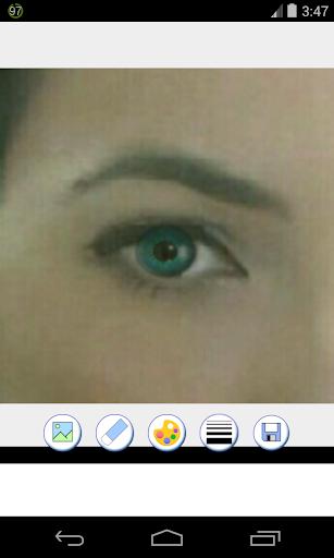 メイクアップ 写真