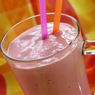 Strawberry Milkshake Supreme.