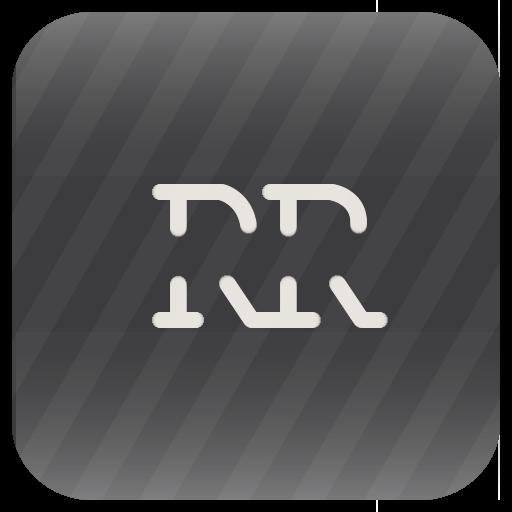 RR Social App LOGO-APP點子