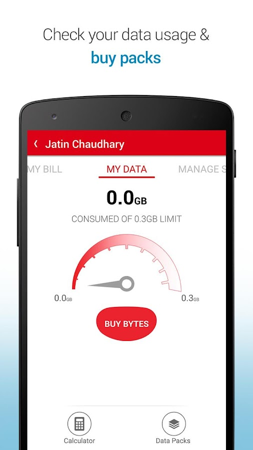My Airtel - screenshot