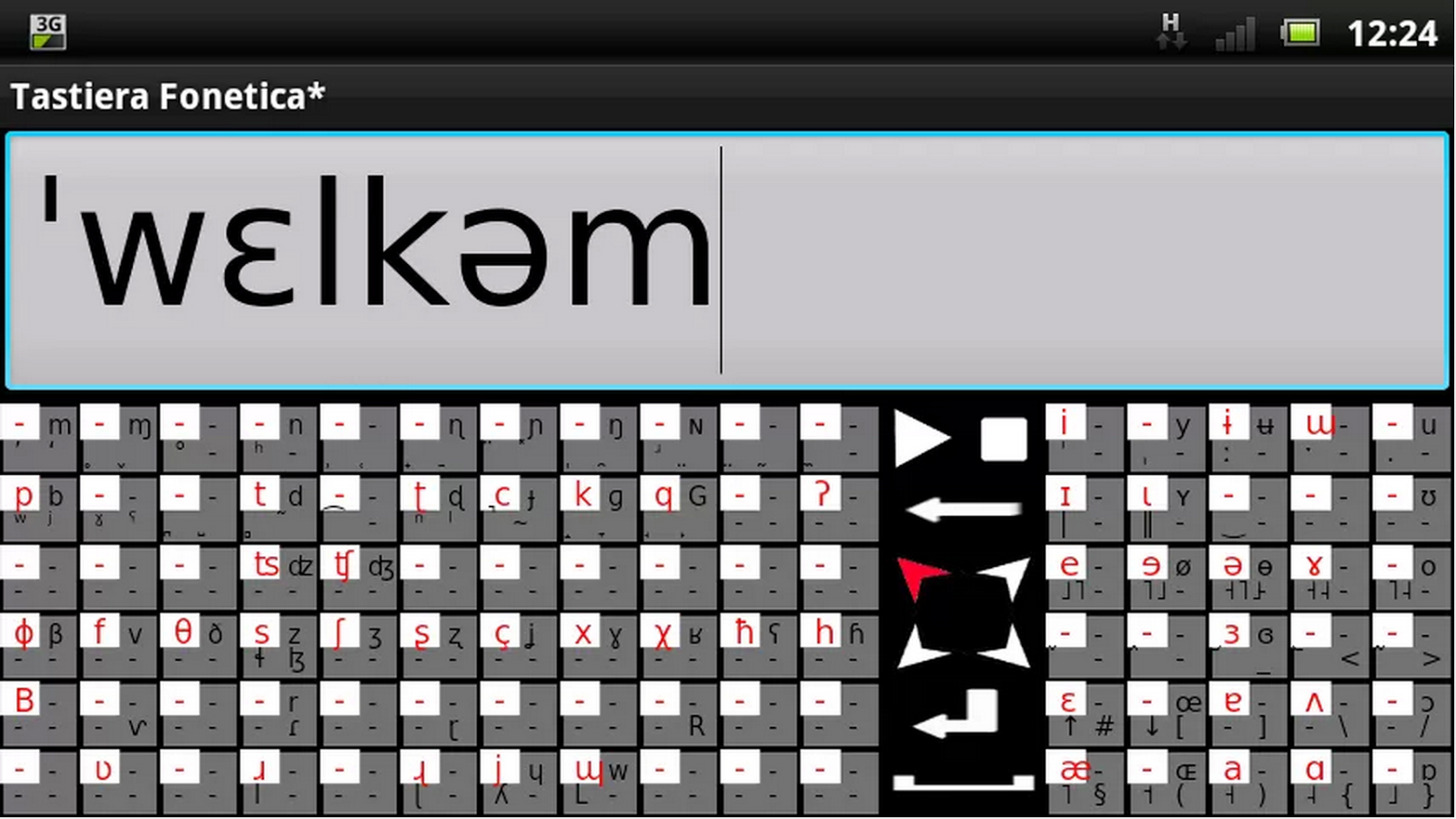 Ipa phonetic keyboard lite android apps on google play ipa phonetic keyboard lite screenshot biocorpaavc Images