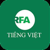 RFA Tieng Viet: A Chau Tu Do