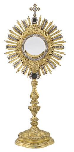 Eucharistic Monstrance