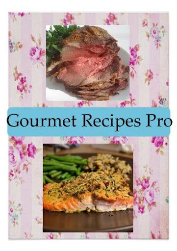 Gourmet Recipes Pro