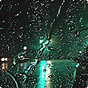 Rain Drops Live Wallpaper HD icon