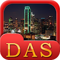 Dallas Offline Travel Guide icon