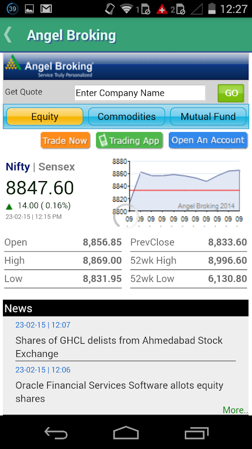 syndicate bank share price google finance nse