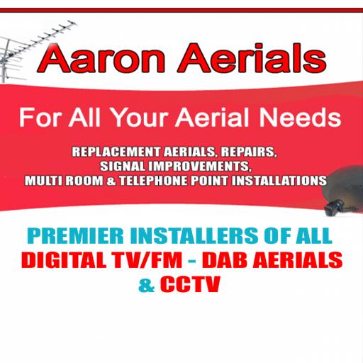 Aaron Aerials LOGO-APP點子