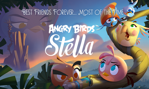 Angry Birds Slingshot Stella Screenshot 21