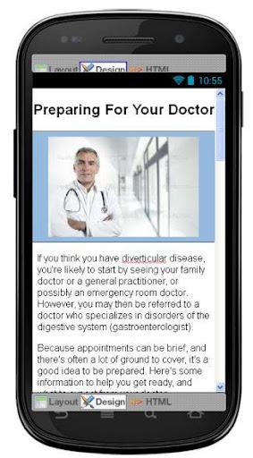 玩醫療App|Diverticulitis Information免費|APP試玩