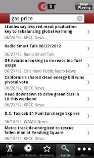 WGLT Public Radio App - screenshot thumbnail