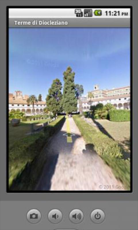 Virtual Tour of Italy 3D- screenshot