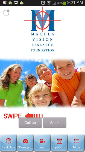 Macula Vision Research Fdn