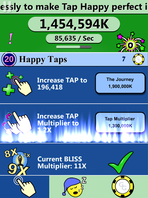 #9. Tap Happy with Gigi (Android)