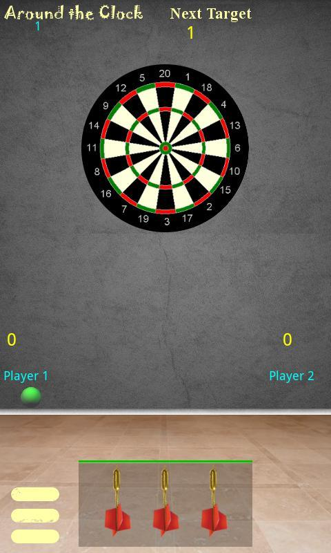 Mobile Darts Pro [free] - screenshot