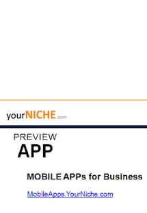 yourNICHE Preview App - screenshot thumbnail